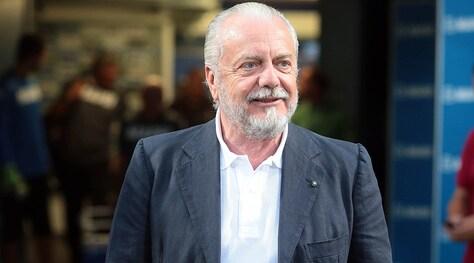 Napoli, De Laurentiis: «A giugno arriverà un grande nome»