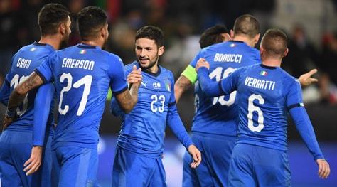 Qualificazioni Europei 2020: fasce del sorteggio e date