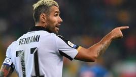 Serie A Udinese, si rivedono in gruppo Behrami e Barak
