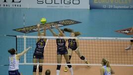 Volley: Champions Femminile, Conegliano batte Scandicci ma solo al tie break