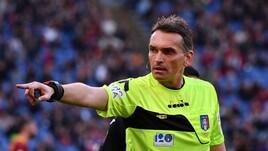 Serie A, Lazio-Milan a Banti. Per Udinese-Roma c'è Fabbri