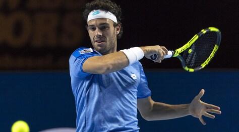 Cecchinato: «Sto crescendo, voglio il Roland Garros»