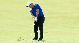 Golf, Molinari: «Ryder Cup il mio punto più alto»
