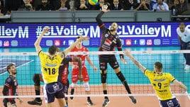 Volley: Champions League, la Lube vince il derby con Modena