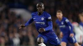 E' ufficiale, Kanté rinnova con il Chelsea