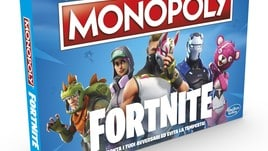 Monopoly e videogiochi: arriva la Fortnite Edition