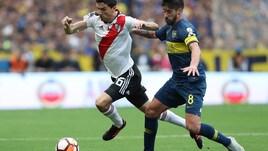 Copa Libertadores, per gli scommettitori più River che Boca