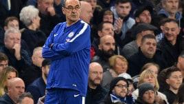Premier: Tottenham-Chelsea, Sarri meglio di Pochettino