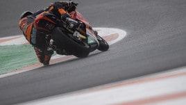 Moto2, Baldassarri primo nei test di Jerez