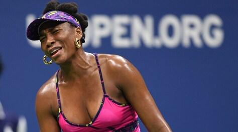 Tennis, incidente mortale: chiusa causa contro Venus Williams