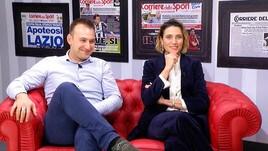 Un giorno all'improvviso, intervista a Anna Foglietta e Ciro D'Emilio