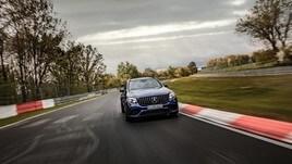 Mercedes AMG GLC 63 S diventa