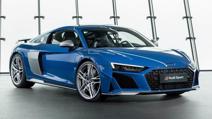 Audi R8 2019, la sportiva che non si accontenta mai