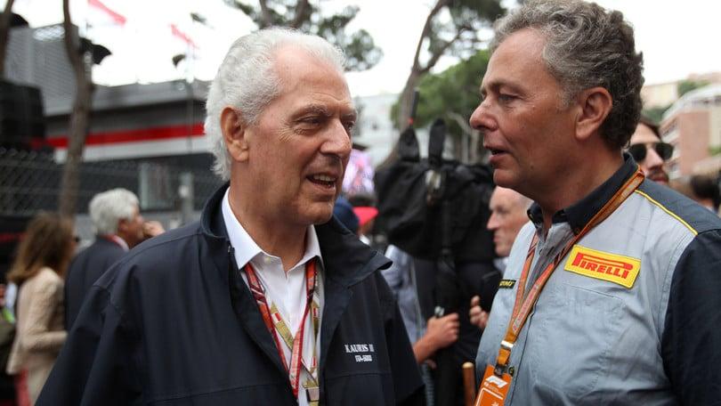 Rinnovo F1-Pirelli, Tronchetti Provera: «Circus è il massimo»