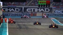 F1 Abu Dhabi, Raikkonen saluta con un ritiro: «Grazie a tutti!»