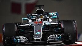 F1, Abu Dhabi: vince Hamilton, Vettel secondo