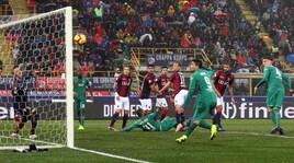Serie A: rimonta Empoli sull'Atalanta. Pari tra Bologna e Fiorentina