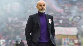 Serie A Fiorentina, Pioli: «Mai battuta la Juventus da allenatore? Il futuro si può cambiare»