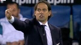 Banti lo espelle, Inzaghi non vuole uscire: «Non me ne vado»