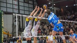 Volley: A2 Maschile, Girone Bianco, Brescia firma l'8a, Roma ancora a zero