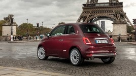 Fiat 500 By Repetto, special edition a passo di danza