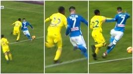 Moviola Serie A: Obi-Callejon, dubbio di rigore