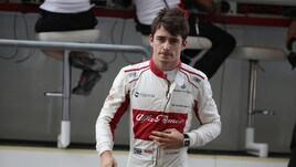 F1 Ferrari, Leclerc: «Non vedo l'ora di guidarla»