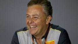 F1 Pirelli, Isola: «Continueremo a lavorare per il 2020»