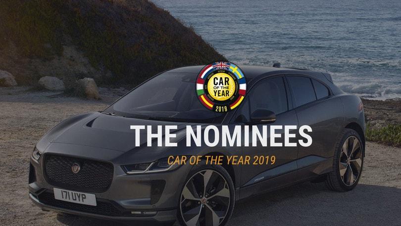 Auto dell'Anno 2019: ecco le le 7 finaliste