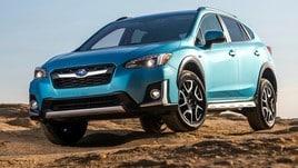 Subaru chiama Toyota: con Crosstrek è svolta ibrida plug-in