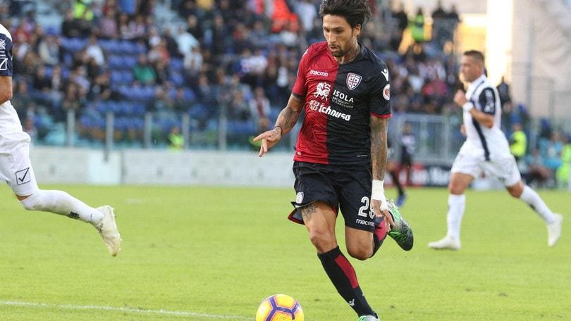 Serie A Cagliari, Castro parzialmente in gruppo