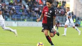 Serie A Cagliari, anche Castro in gruppo