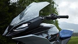 Nuova Bmw F 850 GT? Dall'Inghilterra le foto spy
