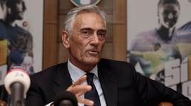 Cori razzisti, la svolta di Gravina:«Pronti a sospendere le gare»