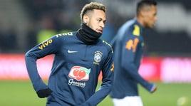 Psg, Neymar rassicura: «Il mio infortunio? Nente di grave»