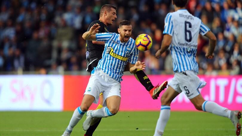 Serie A Spal, Vicari a caccia di una maglia da titolare con l'Empoli