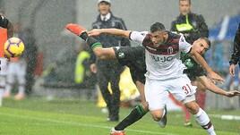 Serie A Bologna, Dzemail interrompe l'allenamento