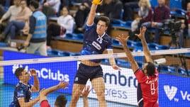 Volley: Mondiale per Club, Trento travolge gli iraniani del Katham