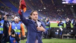 Totti, niente Formula E: vuole restare vicino alla Roma