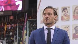 Roma, la vita di Francesco Totti diventerà una Serie TV