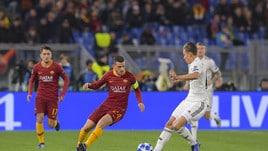 Champions League Roma-Real Madrid 0-2, il tabellino