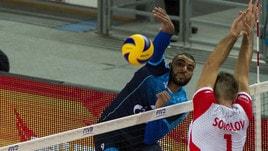 Volley: Mondiale per Club,splendida Lube domato lo Zenit al tie break