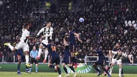 Champions League Juventus-Valencia  1-0, il tabellino