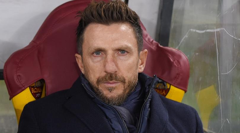 Champions, Di Francesco: 'Real per cancellare Udine'