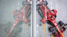 F1 Ferrari, fenomeno Leclerc ad Abu Dhabi