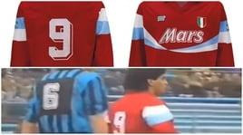 Maradona, all'asta la sua maglia numero...9!