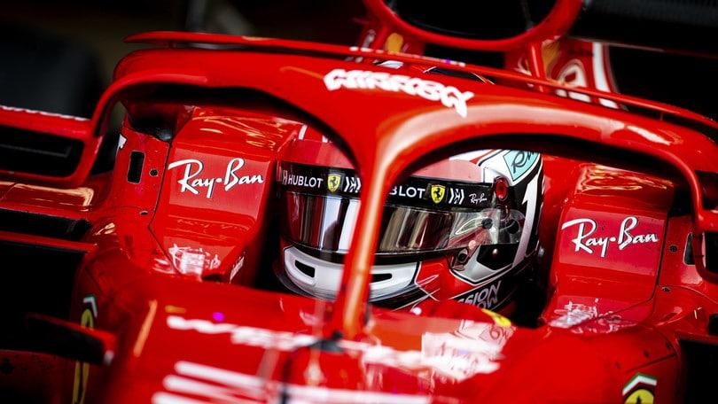 F1 Test Abu Dhabi: Leclerc vola nel day 2