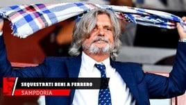 Sampdoria, sequestrati beni a Ferrero