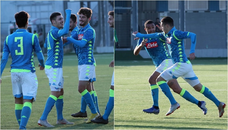 Youth League, Gaetano fa volare il Napoli