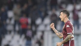Serie A Torino, per Baselli terapie e palestra
